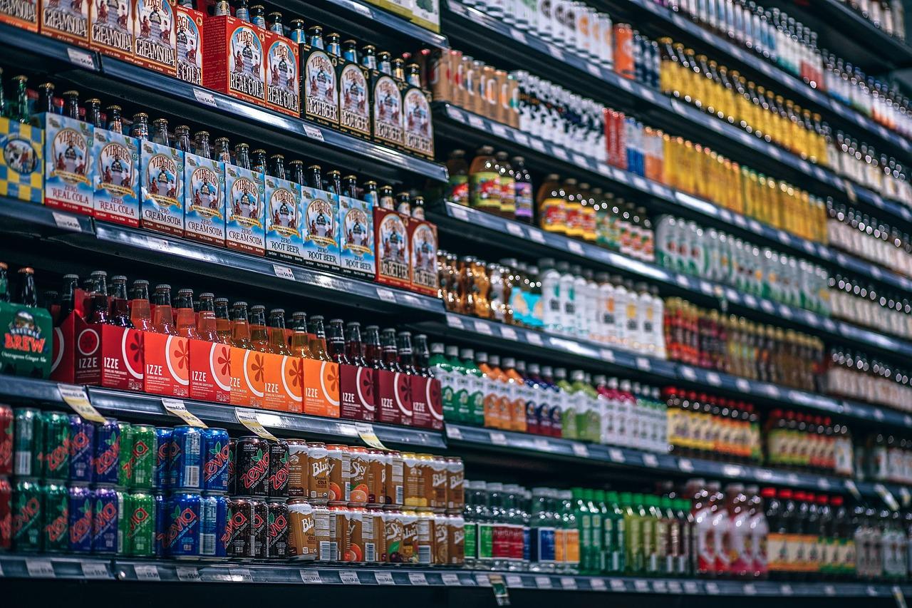 Etykietowanie produktów w sklepie