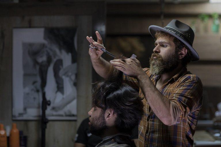 Grzebienie do brody i wąsów
