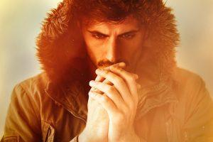 Ciepła i modna męska kurtka na zimę