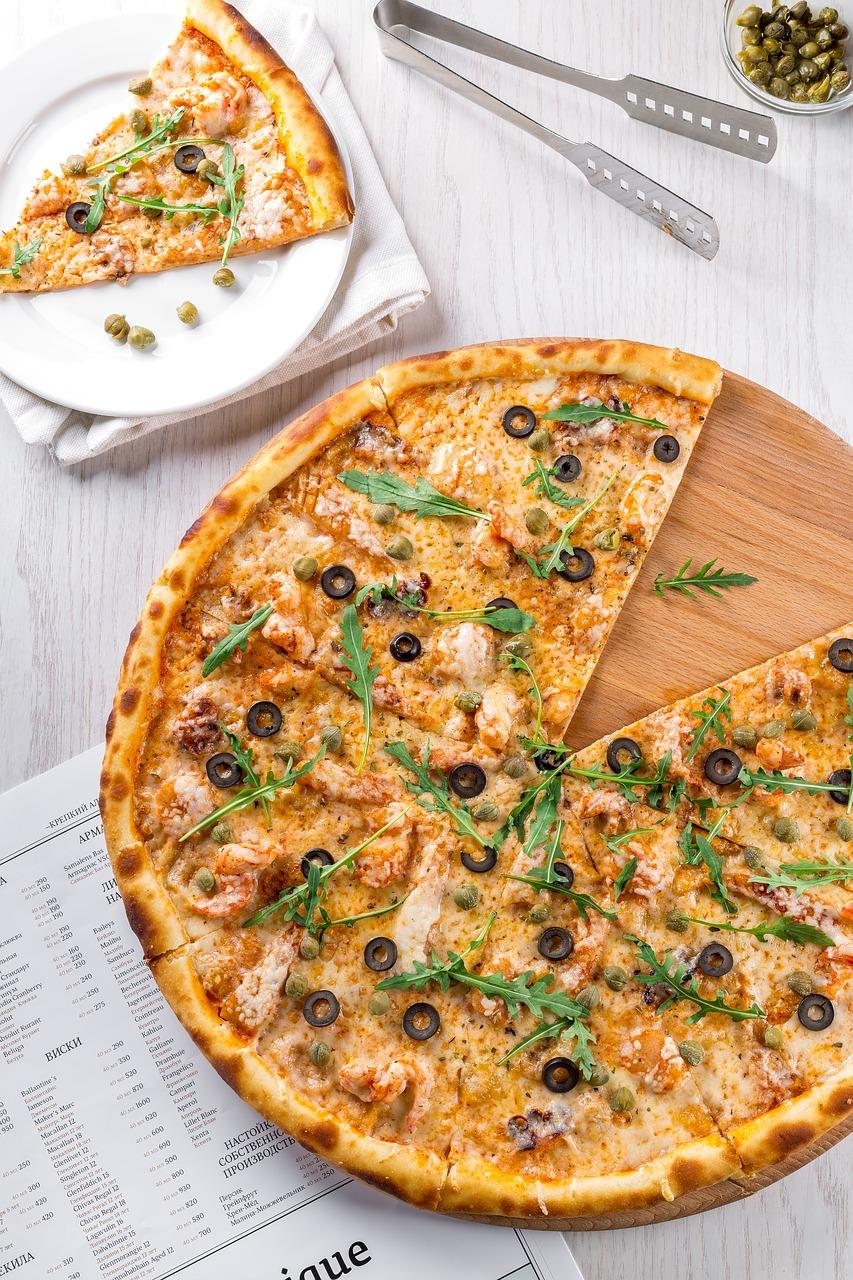 O pizzy z dowozem we Wrocławiu